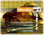 21 номер журнала BlenderArt