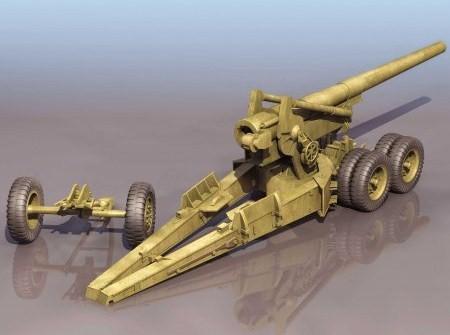Пушка 155M1