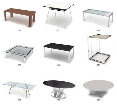 Archmodels vol.21 -  3d модели диванов, столов, тумбочек