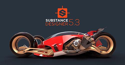 Substance Designer 5.3.1